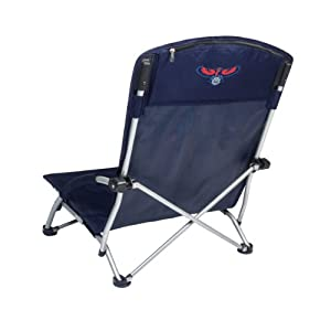 NBA Tranquility Portable Folding Beach Chair by Picnic Time