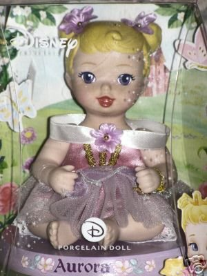 Disney Princess Brass Key Royal Nursery Aurora Porcelain Doll - Buy Disney Princess Brass Key Royal Nursery Aurora Porcelain Doll - Purchase Disney Princess Brass Key Royal Nursery Aurora Porcelain Doll (Brass Key, Toys & Games,Categories,Dolls,Porcelain Dolls)