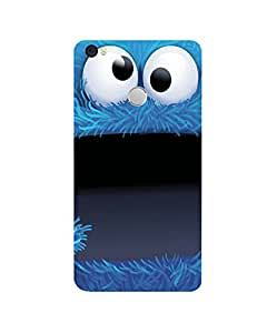 GripIt Cookie Monster Printed Case for Xiaomi Mi Max