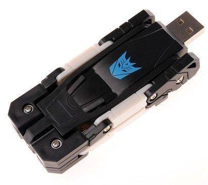 Transformer USB Flash Memory Drive 16GB