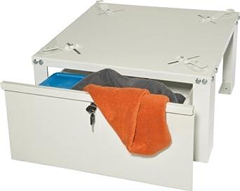 universal untergestell f r waschmaschinen und trockner mit. Black Bedroom Furniture Sets. Home Design Ideas