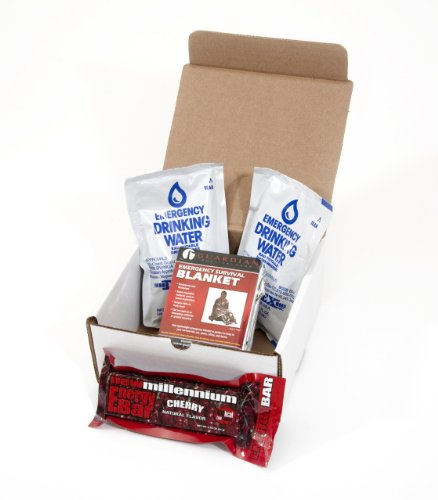 Survival Kits: 1 Day Box Survival Kit