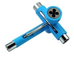 Reflex Blue Roller Skate Tool - Reflex Utilitool - Roller Derby Tool by Reflex