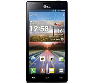 LG Optimus 4X HD P880 Black Factory Unlocked International Version by New Generation Products LLC.,