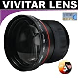 Vivitar Series 1 High Definition 3.5X Telephoto Lens For The Fuji HS20 EXR Digital Camera