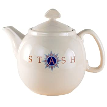 Stash Logo Teapot by Chantal
