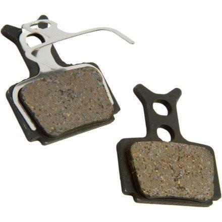 Buy Low Price Formula Organic Brake Pad with Alloy Backing Plate (B003M3EVUW)