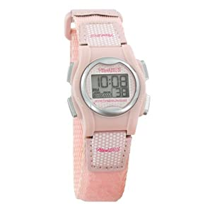VibraLITE Mini 12-Alarm Vibrating Watch - Pink from USA