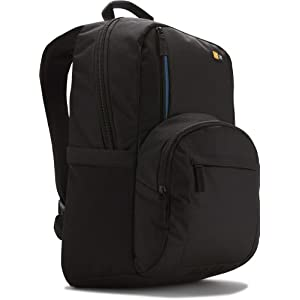 Case Logic GBP-116 16-Inch Laptop Backpack (Black)