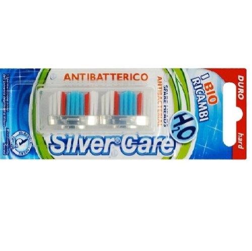 シルバー抗菌歯ブラシ スペア ハード