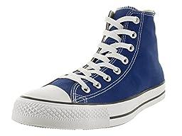 Converse Unisex Chuck Taylor All Star Hi Roadtrip Roadtrip Blu Basketball Shoe 10 Men US / 12 Women US