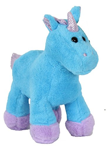 "Sweet Sprouts Green Unicorn 7"" Plush"