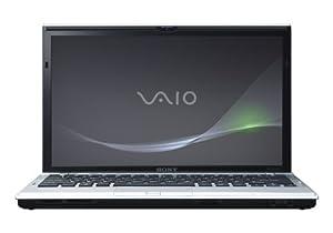 Sony VAIO VPC-Z116GX/S 13.1-Inch Laptop (Silver)