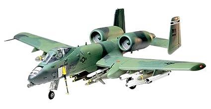 Tamiya - 61028 - Maquette - A-10A Thunderbolt II - Echelle 1:48
