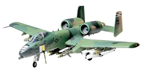 Tamiya Models A-10 Thunderbolt II Model Kit (Tamiya Model Kits compare prices)