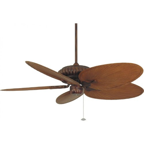Fanimation Belleria 52 Inch Outdoor Ceiling Fan - Tortoise Shell