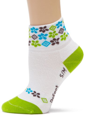 Image of DeFeet Women's Aerator Charms Sock (AIRCHA101-P)