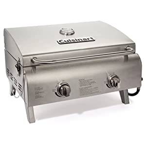 Amazon.com : Cuisinart CGG-306 Professional Portable Two ...
