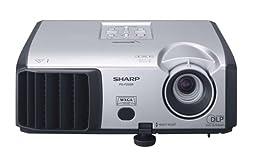 Sharp PG-F255W WXGA 2500 ANSI Lumens Data/Video Projector (Silver)