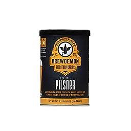 1-Gallon One Evil Pilsner Beer Refill Kit