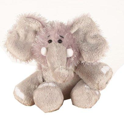 Ganz Lil' Webkinz Plush - Lil' Kinz Elephant Stuffed Animal - 1