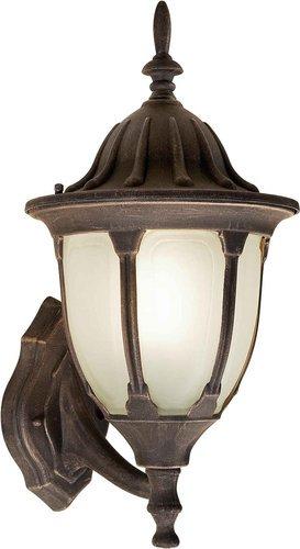 Antique Galaxy Lighting 300169ABZ 2 Light Post Mount Light