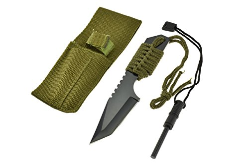 SE-KHK6320-Outdoor-Tanto-Knife-with-Fire-Starter