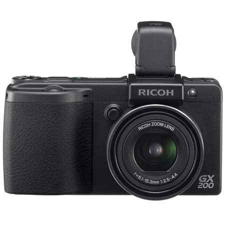 Ricoh Caplio GX200 is one of the Best Compact Digital Cameras for Interior Photos Under $1000