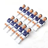 22pcs-Foosball-Man-Table-Guys-Man-Soccer-Player-Part-YellowRoyal-Blue-with-Ball
