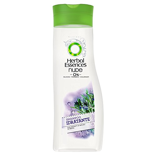Herbal Essences Nude (0%) Shampoo Idratante, 250 ml