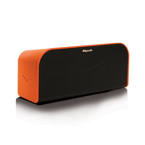 Klipsch Kmc 1 Orange Portable Speaker, Orange