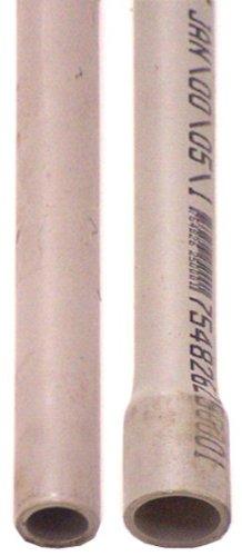 Ridgeline Pipe Manufacturing 4005010 1/2-Inch X 10-Feet Rigid PVC Non-Metallic Conduit