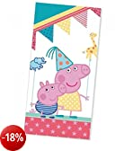 PEPPA PIG TELO MARE Asciugamano Bagno bambino in Cotone Spugna 70x140 GEORGE - scegli il tuo preferito mandandoci un messaggio al momento dell