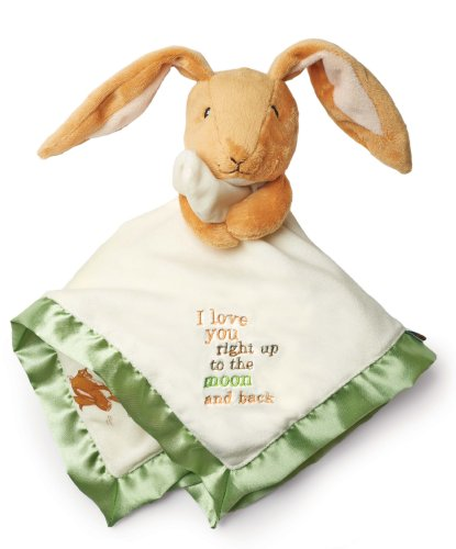 Kids Preferred Guess How Much I Love You: Nutbrown Hare Snuggle Blanky