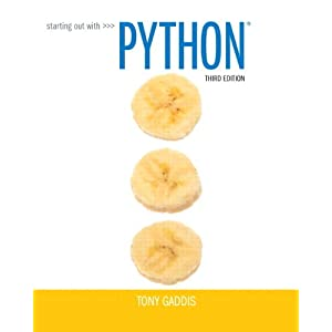 Starting Out with Python Livre en Ligne - Telecharger Ebook