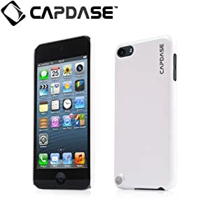 Karapace Jacket For iPod Touch 5 Pearl White