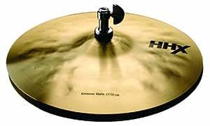 Sabian 14 Inch HHX Groove Hi-Hats