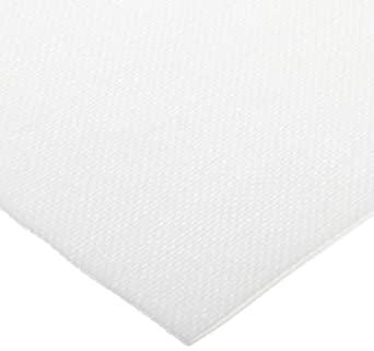 """Berkshire MicroFirst MF.0909.20 Apertured Cellulose/Polyester Nonwoven Cleanroom Wiper, 9"""" Length x 9"""" Width (Case of 20 Packs, 300 per Pack)"""
