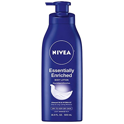 Nivea Essentially Enriched Body Lotion, 16.9 oz