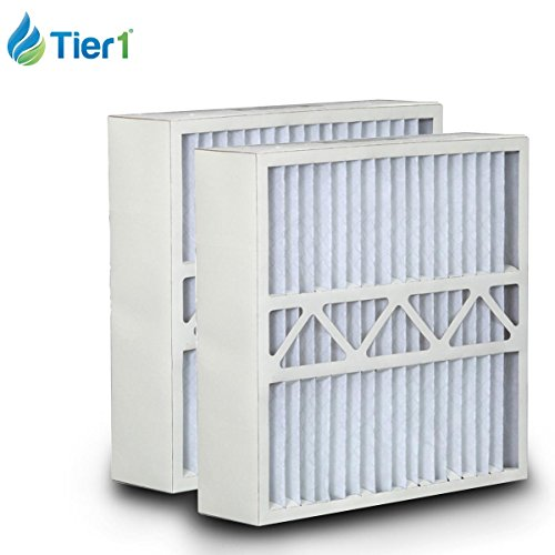 Bryant 19x20x4.25 Merv 8 Replacement AC Furnace Air Filter (2 Pack)