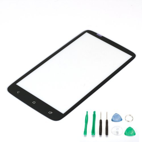 The Bestdeal Newest Outer Screen Glass Lens Replacement For Htc Htc One X S720E G23(No Digitizer,No Lcd)