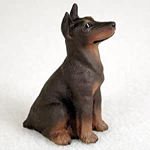 Amazon.com - Conversation Concepts Miniature Doberman Pinscher Red w
