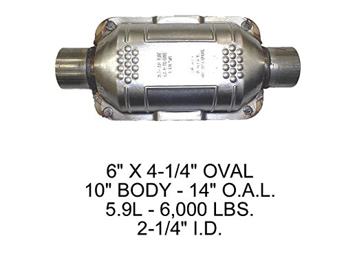 Eastern 70317 Catalytic Converter (Non-CARB Compliant) (Ford Focus Catalytic Converter compare prices)