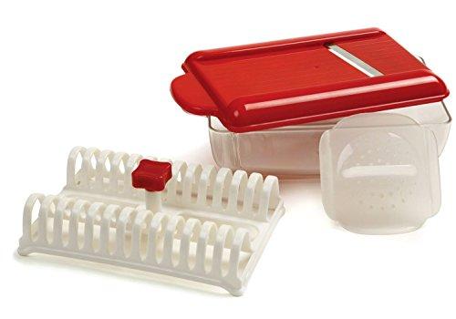 Norpro Microwave Potato Chip Maker (Healthy Potato Chip Maker compare prices)