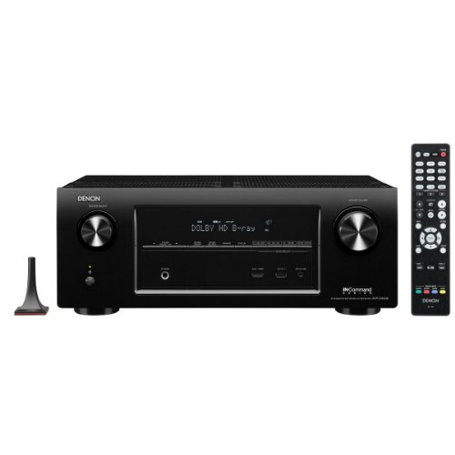 Denon Avr-X3000P | 7.2 Channel 4K & 3D Pass Through Networking Receiver With Airplay