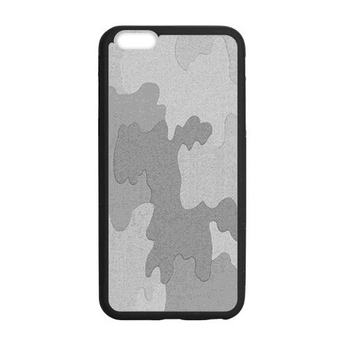 Gray Disruptive pattern Phone Case for iPhone 6 plus 5.5