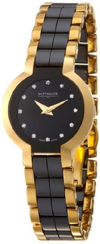 Wittnauer Ceramic Women's Quartz Watch 12P103