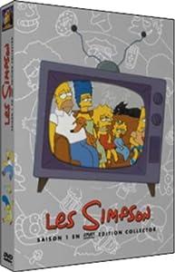 Les Simpson : L'Intégrale Saison 1 - Édition Collector 3 DVD