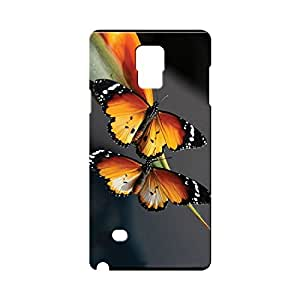 BLUEDIO Designer Printed Back case cover for Samsung Galaxy Note 4 - G7183