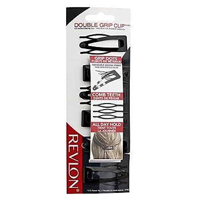 Revlon Double Grip Hair Clix, RV5295